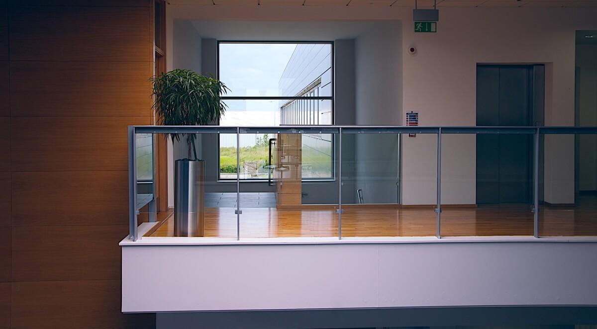 balustrady wewnętrzne