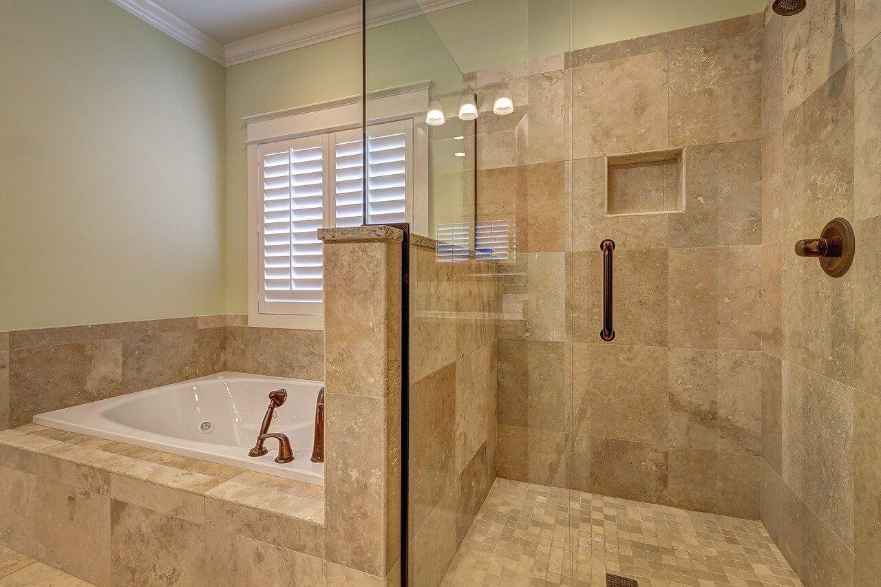ścianka prysznicowa na wymiar