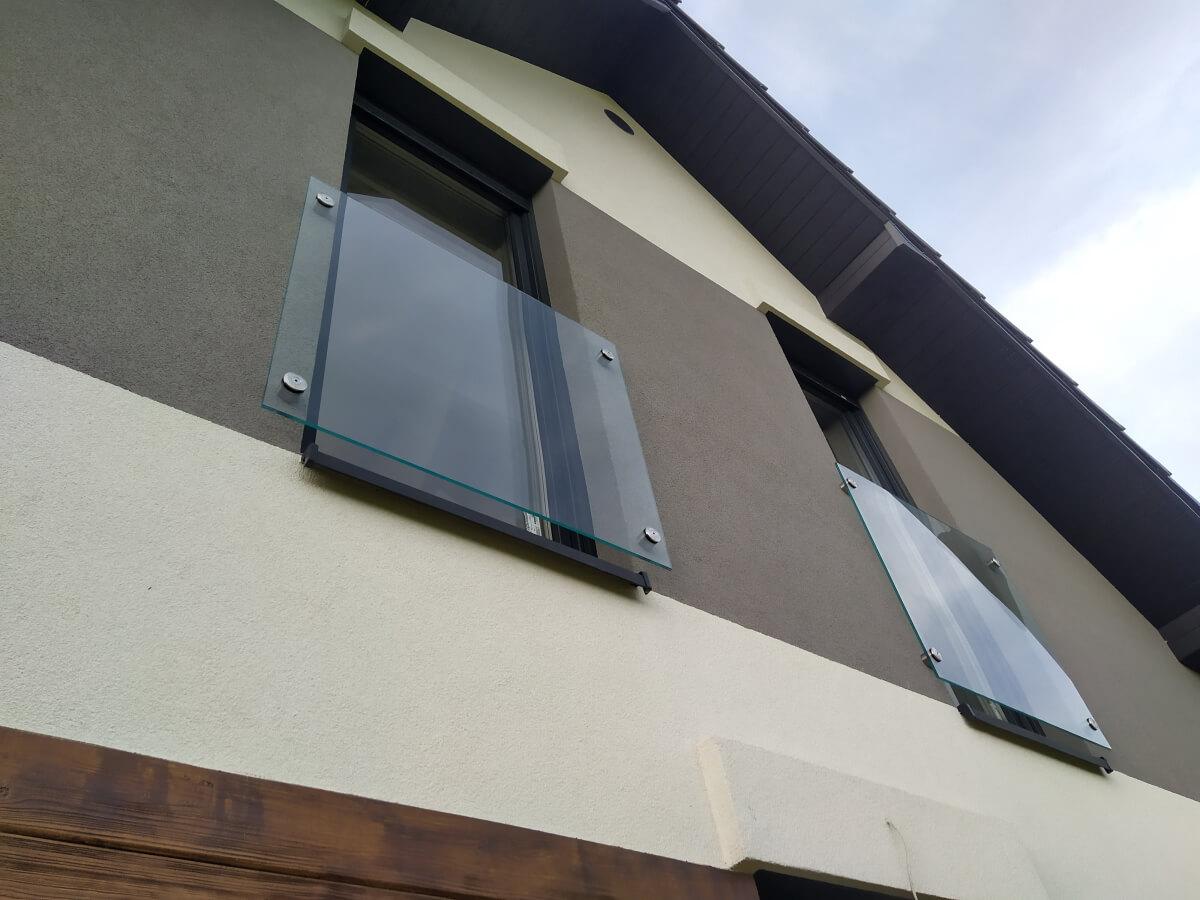 balkony francuskie kraków